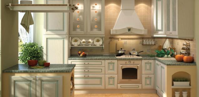 Классическая кухня Генуя