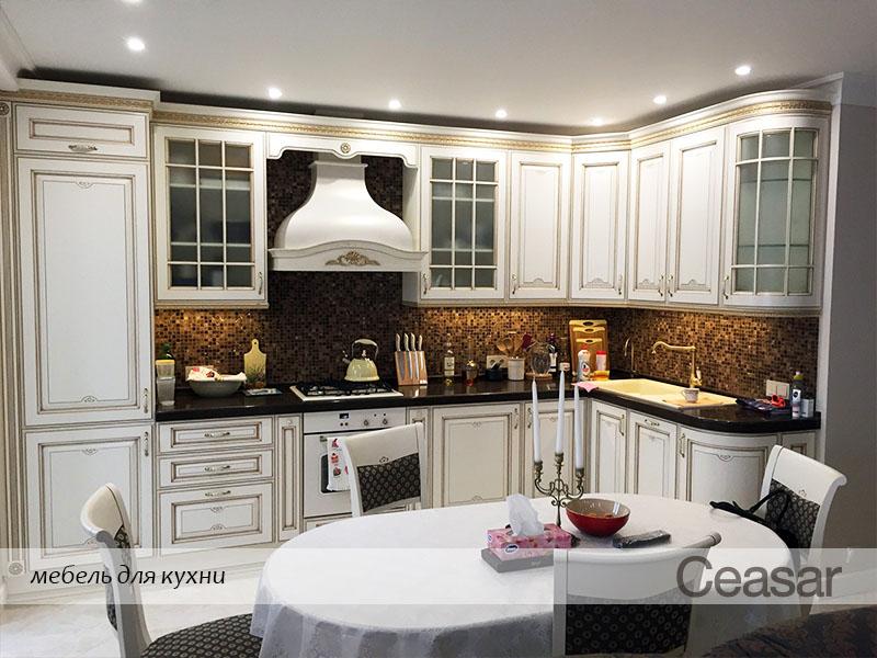 классическая кухня Рим