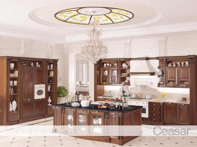 Классическая кухня Салерно